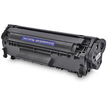 Cartucho de Toner HP 12A - Q2612A - Preto - Mecsupri