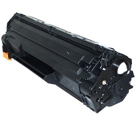 Compativel: Cartucho de Toner Compativel CE285A - 85A - Preto - Mecsupri
