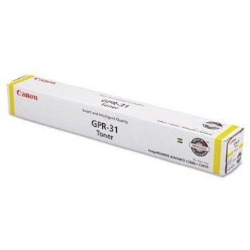 Cartucho de Toner Canon GPR31 Yellow 2802B003AA Original