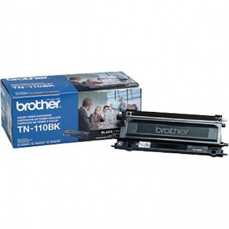 Toner Brother TN110 | TN 110 | TN 110BK | Preto | DCP 9040 | DCP 9045 | HL 4040 | HL 4070 | MFC 9440 | Original Brother