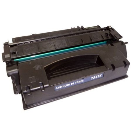 Cartucho de Toner HP Q7553X -53X - Mecsupri