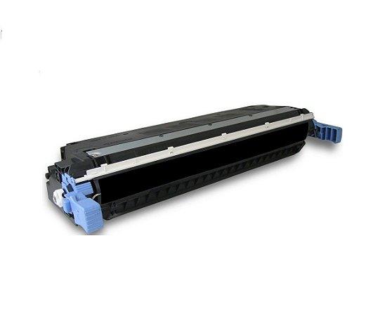 Cartucho de Toner Mecsupri Compatível com HP 501A Preto Q6470A