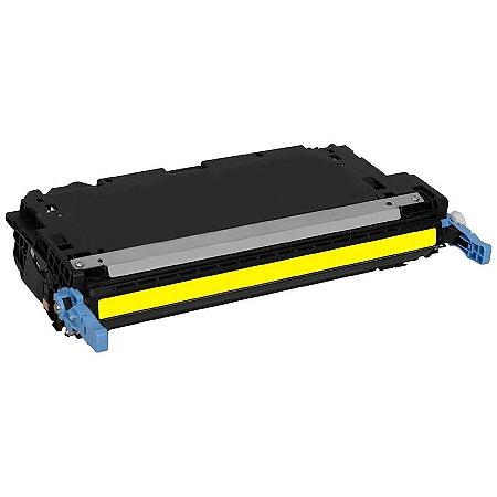 Cartucho de Toner HP 501A - Q6472A - Amarelo - Mecsupri