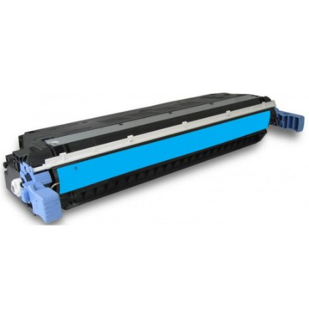 Compativel: Cartucho de Toner HP C9721A - 641A - Ciano - Mecsupri