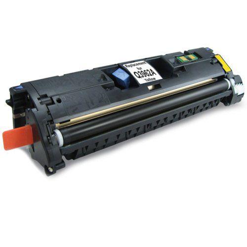 Cartucho de Toner HP 122A - Q3960A - Preto -Mecsupri