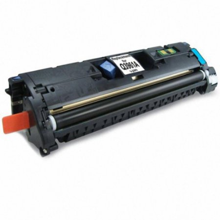 Compativel: Cartucho de Toner HP 122 A - Q3961A - Ciano - Mecsupri