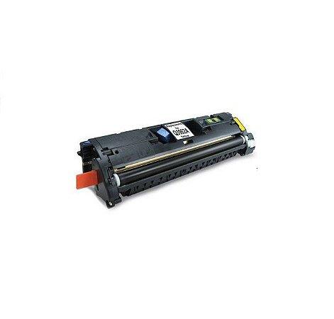 Cartucho de Toner HP 122 A - Q3962A - Amarelo - Mecsupri