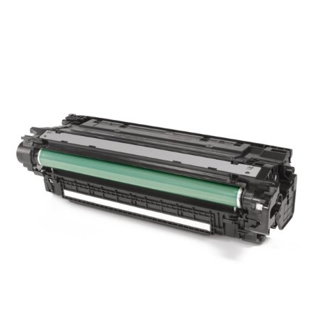Compativel: Cartucho de Toner HP 504A - CE250A  - Preto - Mecsupri