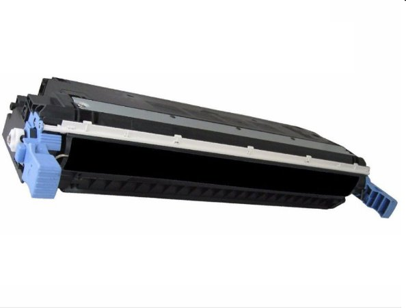 Cartucho de Toner Compatível HP 644A - Q6460A - Preto - Mecsupri