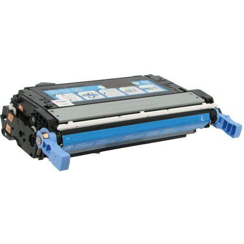 Compativel: Cartucho de Toner HP 644A Ciano Q6461A Mecsupri