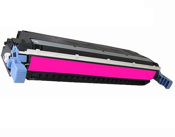 Cartucho de Toner Compatível com HP 644A - Q6463A - Magenta - Mecsupri