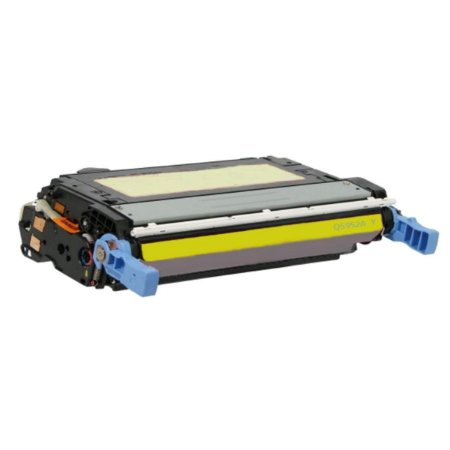 Cartucho toner p/HP yellow q5952a HP CX 1 UN - 643 - Amarelo - Mecsupri