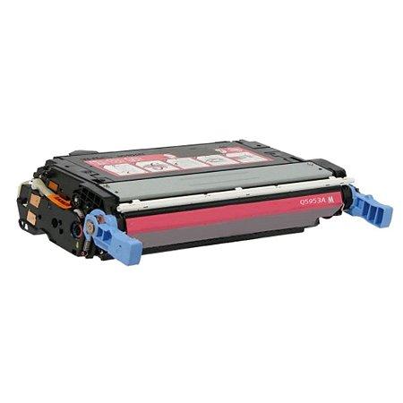 Compativel: Cartucho de Toner HP 643A Magenta Q5953A Mecsupri