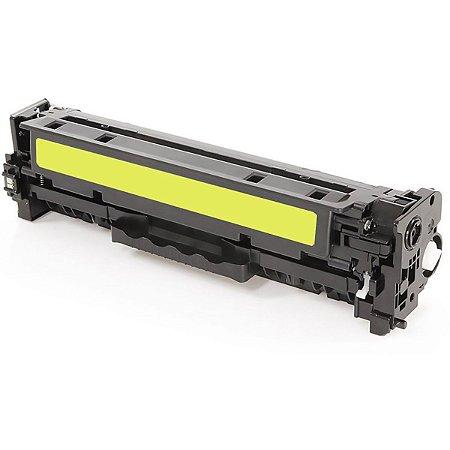Cartucho de Toner HP CF382A 312A - Amarelo - Mecsupri
