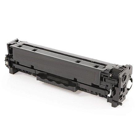 Cartucho de Toner Mecsupri Compatível com  HP  CF380A Preto 312A