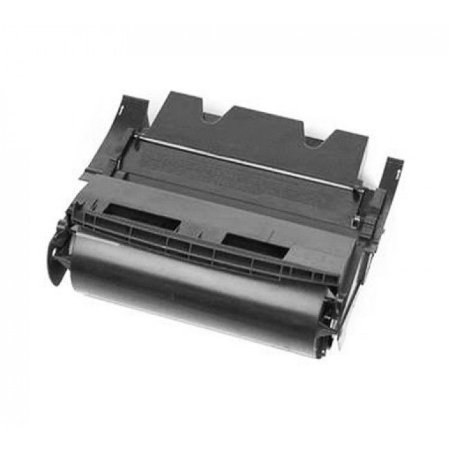 Cartucho de Toner Mecsupri Compatível com Lexmark 12A7462 Preto