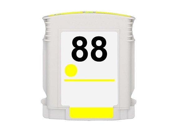 Cartucho de Tinta HP 88 - C9388AL - Amarelo - Mecsupri