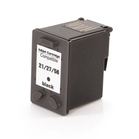 Cartucho de Tinta HP 21 - C9351A - Preto - Mecsupri