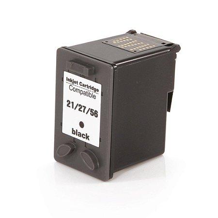 Cartucho de Tinta HP 21XL - C9351CL - Preto - Mecsupri