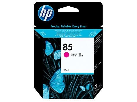 Cartucho de Plotter Magenta HP 85 de 28 ml (C9426A)