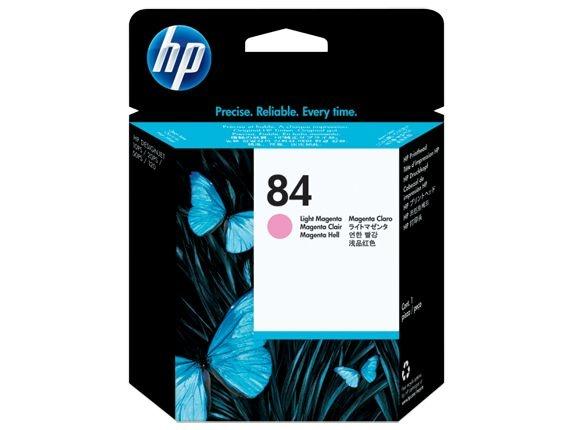 Cabeça de Impressão Original HP 84 Magenta Claro C5021A