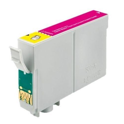 Cartucho de Tinta Mecsupri Compatível com  Epson TO 1333 Magenta 133