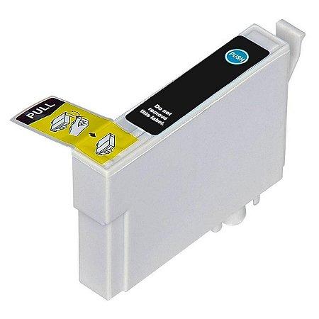 Compatível: Cartucho de Tinta Epson T138120 Preto Mecsupri