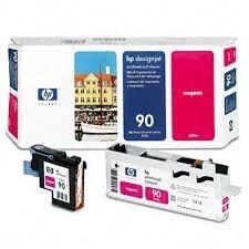 HP 90 Cabeça de impressão/Limpeza Magenta (C5056A)