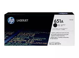 Cartucho de Toner HP 651A Black CE340A Original