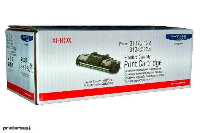 Toner XEROX 106R01159 / 106 / 106R Black