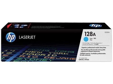 Toner HP LaserJet 128A Ciano CE321A Original