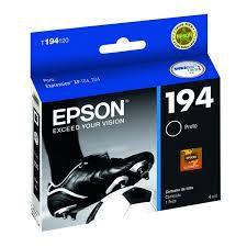 Cartucho de Tinta Epson 194 Preto T194120 Original