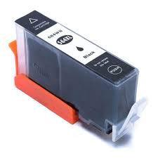 Cartucho de Tinta Mecsupri Compatível com  HP 564XL Preto CB316WL