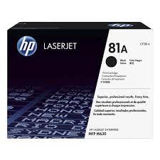 Toner HP 81A Preto CF281A Laserjet Original