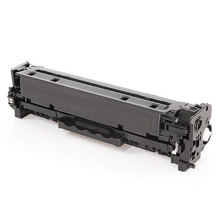 Cartucho de Toner HP  305A  - CE410A - Preto - Mecsupri
