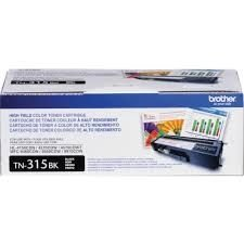 Cartucho toner p/Brother preto p/6000 pag. TN-315BK Brother CX 1 UN