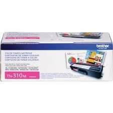 Cartucho toner p/Brother magenta p/1500 pag. TN-310M Brother CX 1 UN