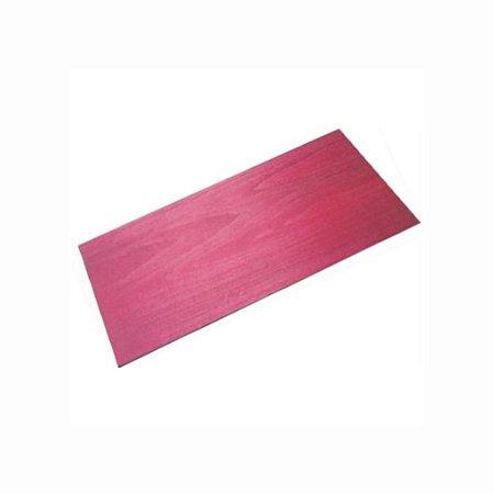 Madeirite Comum Vermelho 2,20m x 1,10m x 10mm