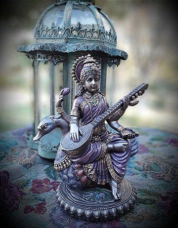 SARASWATI - a grande deusa - Mitologia hindu, Veronese