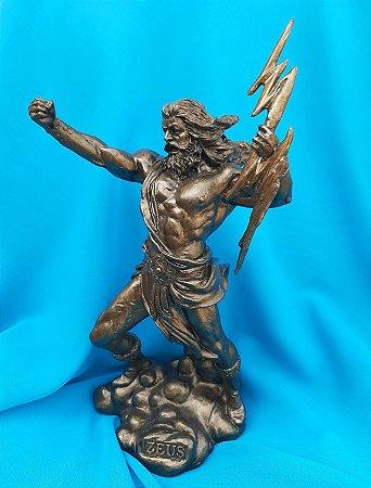 ZEUS / JÚPITER - Mitologia greco-romana