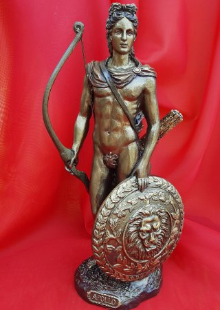 APOLO / FEBO - Mitologia greco-romana