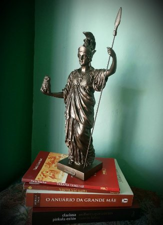ATENA - ATHENA - MINERVA - Mitologia greco-romana