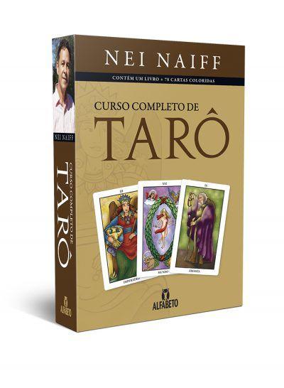CURSO COMPLETO DE TARÔ NOVA EDICÃO. NEI NAIFF