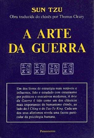 A ARTE DA GUERRA. SUN TZU