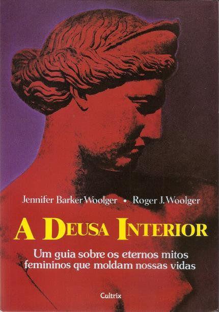 A DEUSA INTERIOR. JENNIFER BARKER WOOLGER