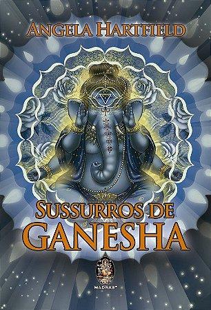 SUSURROS DE GANESHA. ANGELA HARTFIELD