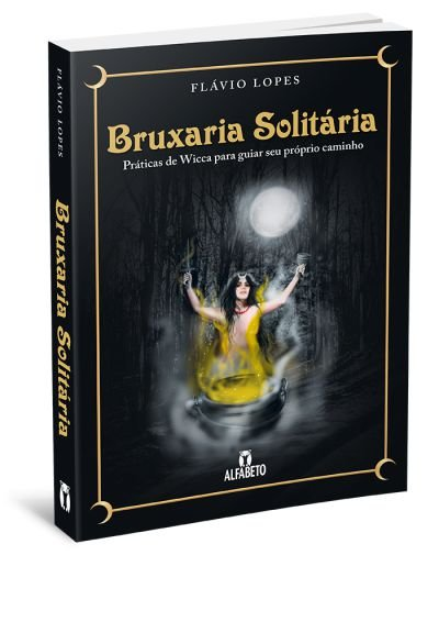 BRUXARIA SOLITÁRIA. FLÁVIO LOPES