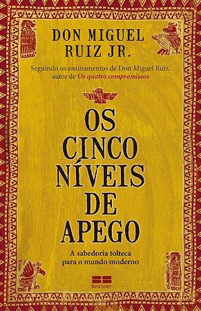 OS CINCO NÍVEIS DE APEGO. DON MIGUEL RUIZ JR.