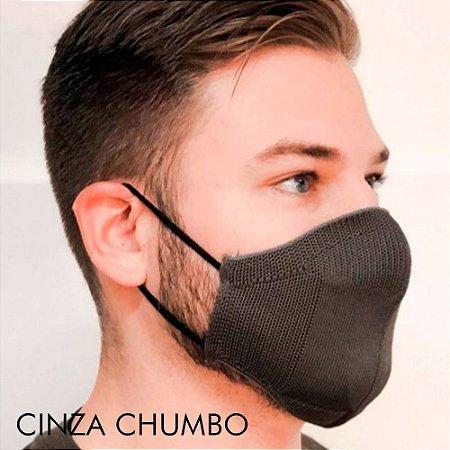 Mascara Tecido Poliester  com 30 refis - Diversas Cores