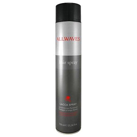 Spray Allwaves Fixador De Cabelo Profissional 300ml